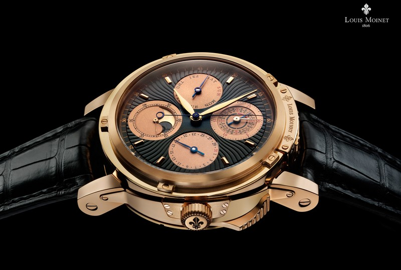 Louis Moinet Magistralis - $860,000.