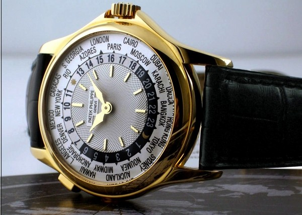 Patek Philippe Platinum World Time, $4 million