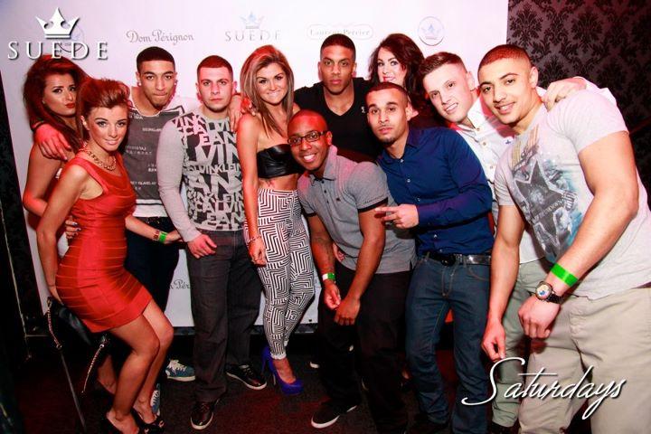 Nightclub Manchester