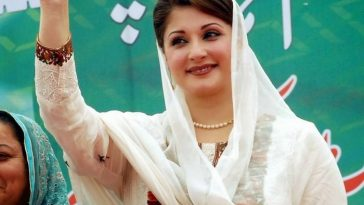 Attractive Pakistani Woman Politician