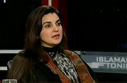 hot nice female politicians pakistan