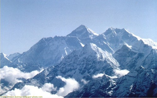 Mount Everest Natural Wonders