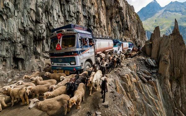 India's Zoji Pass