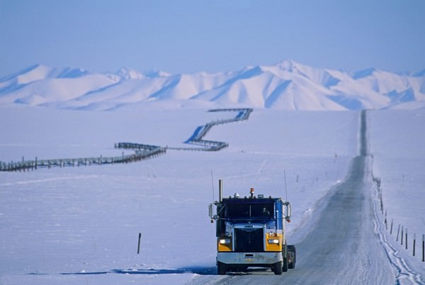 James Dalton Highway, Alaska