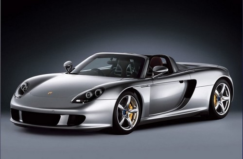 It Was Manufactured By Porsche Between 2004u20132007 In Leipzig, Germany. Sports  Car International Named The Carrera GT Number One On Its List Of Top ...