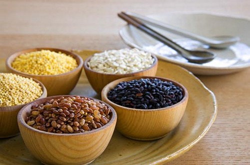 whole grain foods and the reduction Whole grains are an important part of a healthy, balanced diet  while we should  reduce the amount of sugars (also a type of carbohydrate) in our diet,.