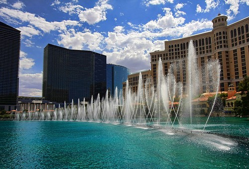 Bellagio Most Popular Casinos in the US
