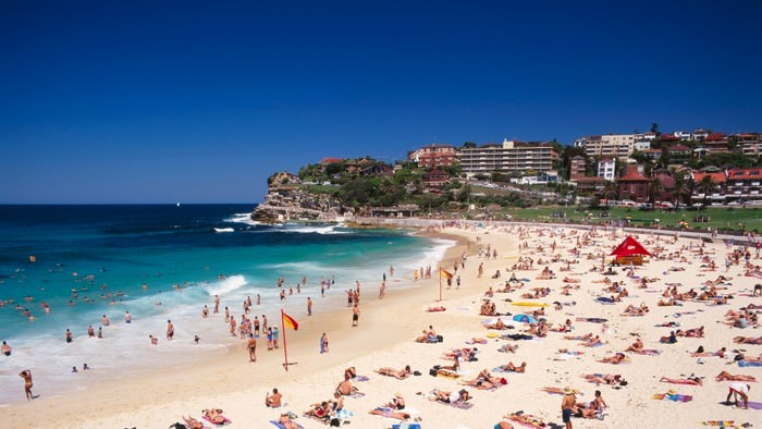 Bondi Beach, New South Wales