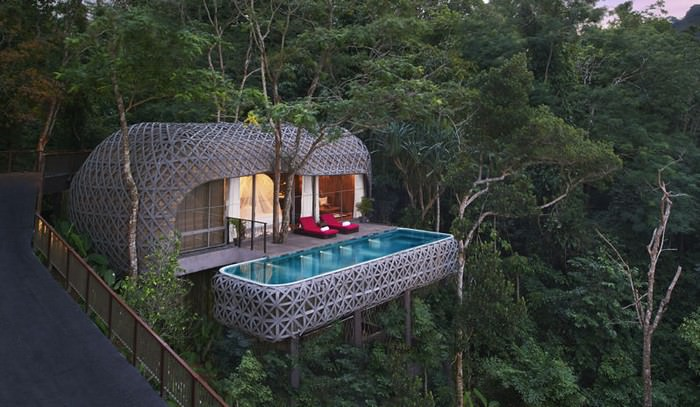 Top 10 Spectacular Tree Houses In The World