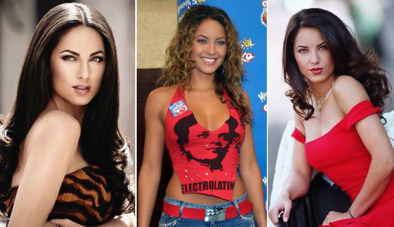 15 Desirable Mexican Women Celebrities - Hottest Mexican Women