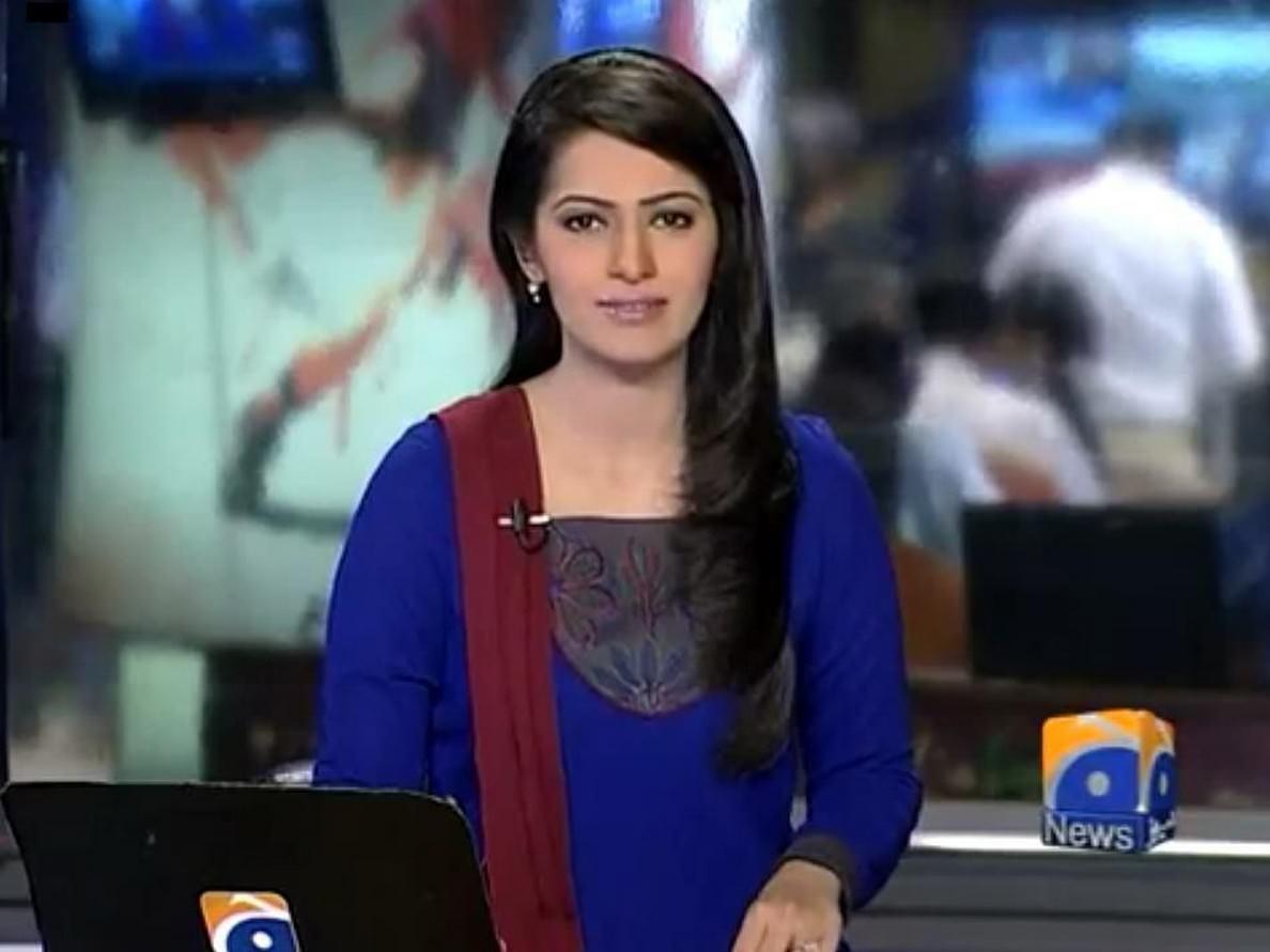 10 Best Pakistani Female News Anchors - WondersList