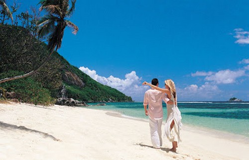 Most Romantic Places Seychelles