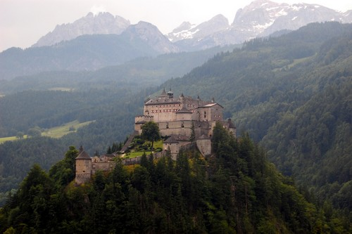 10 Gorgeous Castles in Austria