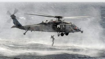 10 Best Action Shots of Military Tech