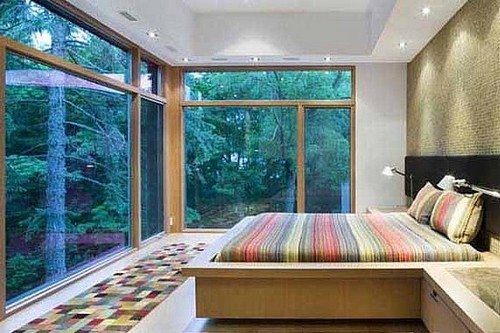 Bedroom Ideas Nature top 10 modern bedroom ideas - wonderslist