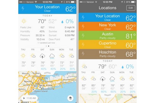 10 Best iOS 7 Apps