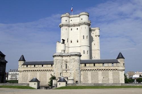 10 Best French Castles 10 лучших замков Франции Chateau de Vincennes