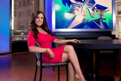Top 10 Hottest Fox News Girls