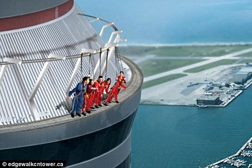 10 Astonishing Viewing Platforms