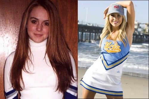 Celebrities Who Were Cheerleaders