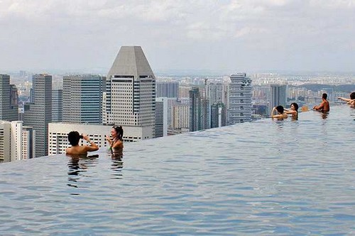 Marina bay sands infinity pool singapore - 10 Stunning Infinity Pools That Will Make You Want To Swim