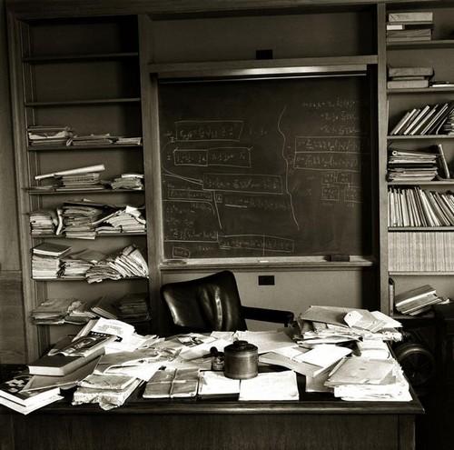 Einstein's office