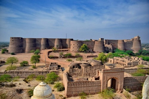 Derawar Fort Pakistan