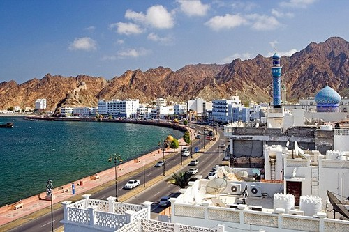 Winter Holiday Spots Oman