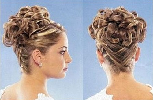 wedding updos Winter Hairstyles