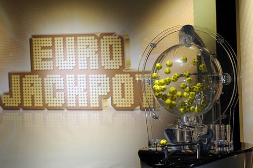 Lottery Games Eurojackpot
