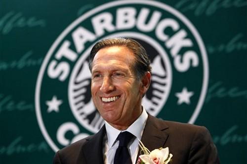 CEO of Starbucks