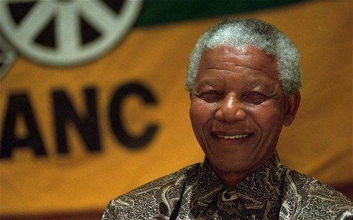 Nelson Mandela Important People of the Twentieth Century