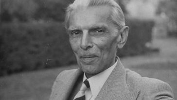 Muhammad Ali Jinnah Smile