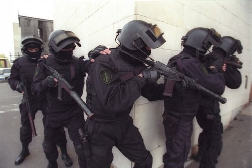 Russias Alpha group best special forces units