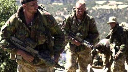 Special Boat Service UK