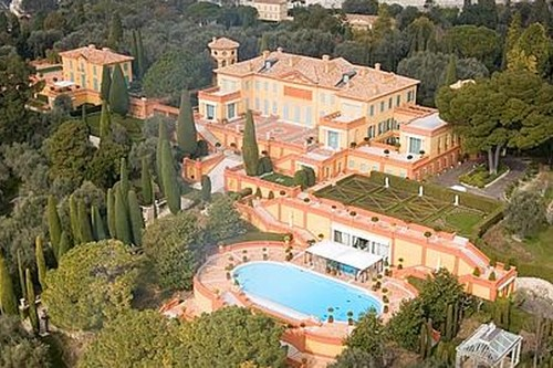 Top 10 Most Luxurious Houses Of The World