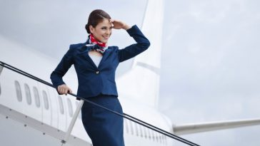 hottest air hostess