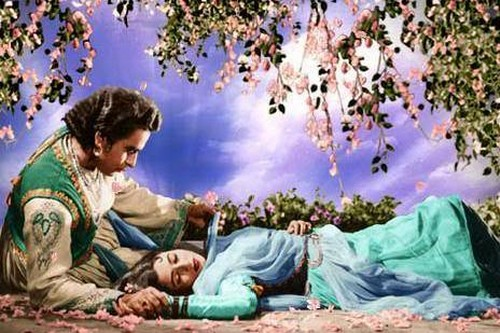 Famous Love Stories anarkali