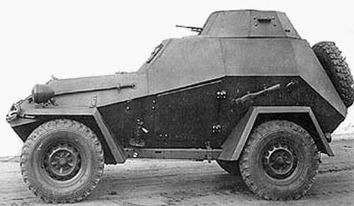 Strange Vehicles of World War II