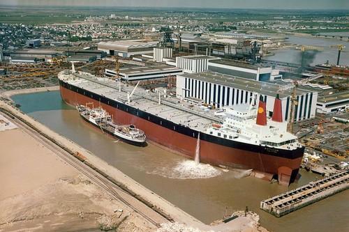 Batillus tanker