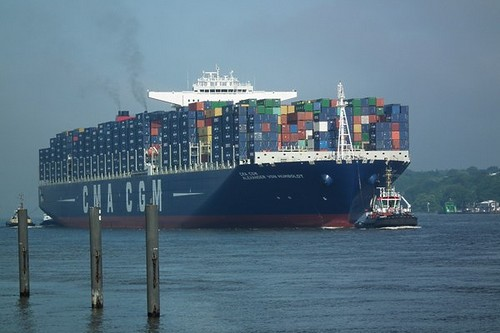 Biggest Ships CMA CGM