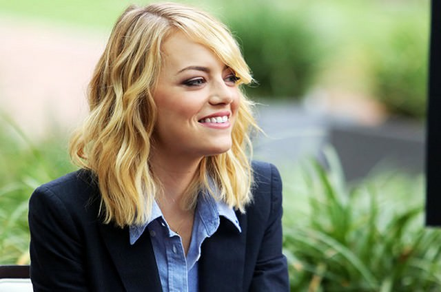 Emma Stone Most Beautiful People