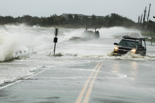 destructive hurricanes in US history Sandy