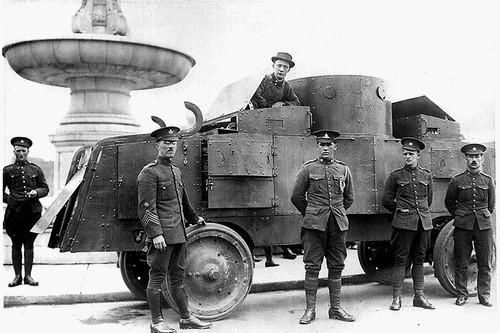 Jeffery Panzerkampfwagen