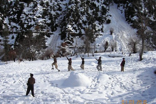Places to Enjoy Snowfall in Pakistan
