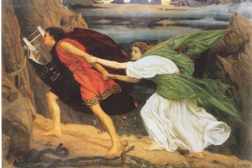 Orpheus and Eurydice