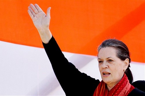 the leadership of sonia gandhi United progressive alliance chairperson sonia gandhi with p k  an  opportunity for leaders from different political parties to meet and bond,.