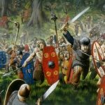 celtic warriors fight