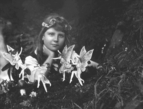 Cottingley Fairies Most Iconic Images of Photography