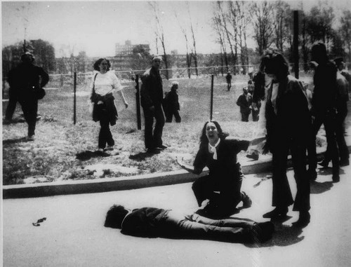 Kent State protest Most Iconic Images of Photography
